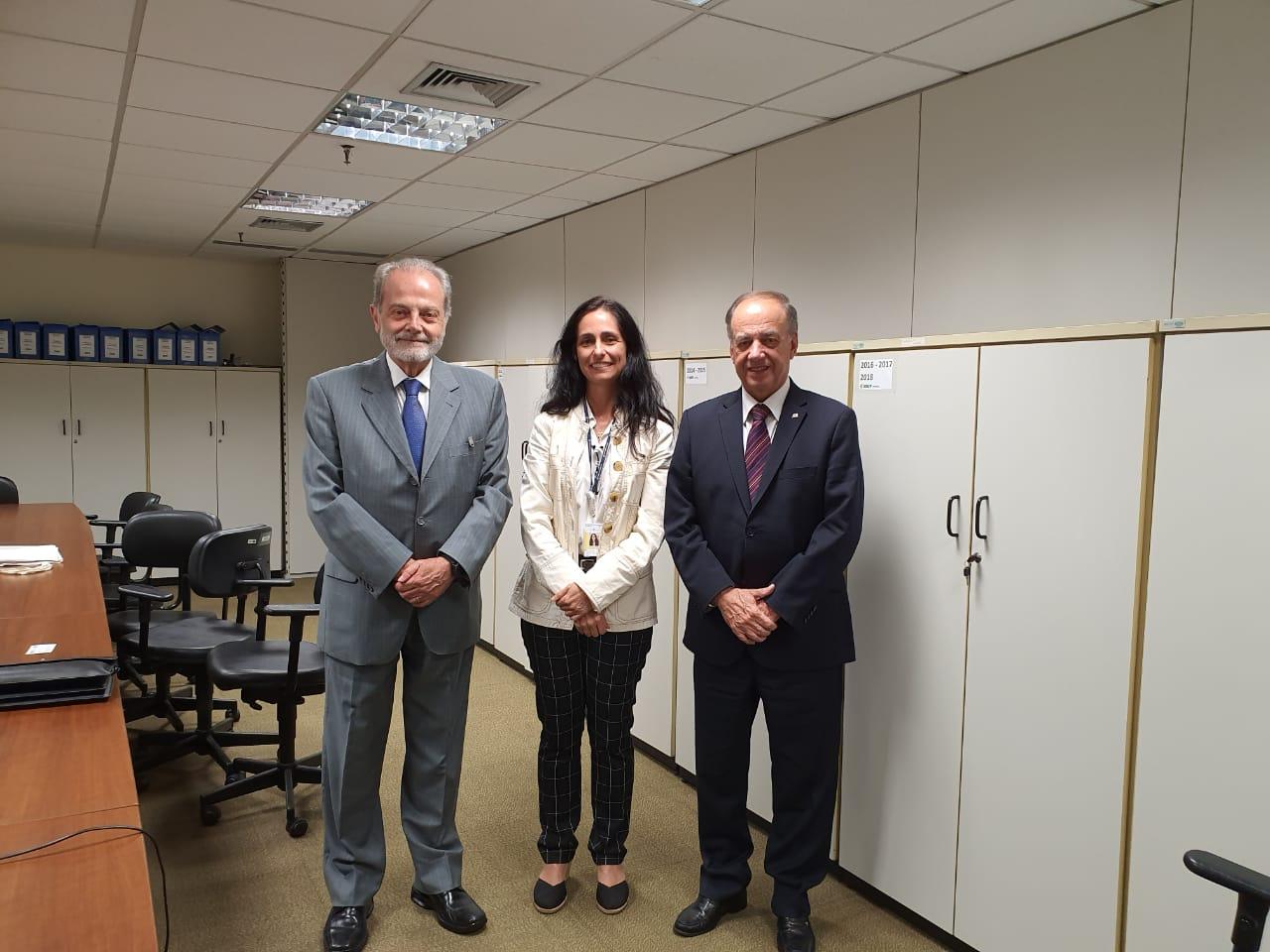 ANSP se reúne com superintendente da SUSEP